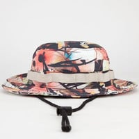 Lrg Yew Guy Boonie Mens Bucket Hat Multi One Size For Men 23459595701