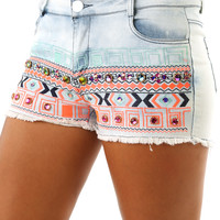 Thank Your Lucky Stars Shorts