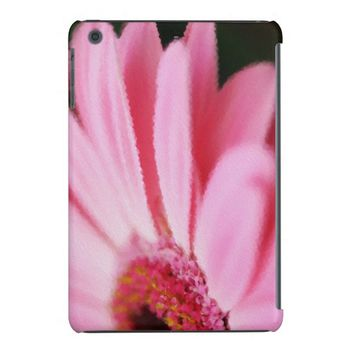 Pretty Pink Daisy iPad Mini Retina Cases