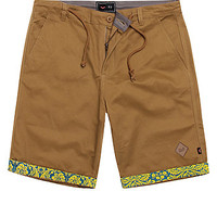 Vandal Ancient Half Shorts - Mens Shorts - Multi - 3