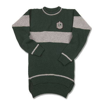 Slytherin™ Quidditch™ Adult Sweater | Universal Orlando™