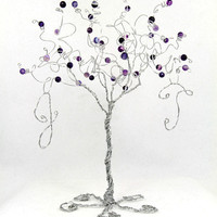 Wedding Cake Topper Tree Custom by NouveauTique on Etsy