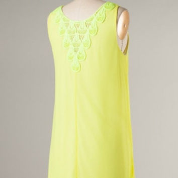 Neon Moon Dress - Shoreline Boutique