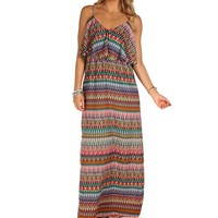 Colorful Missoni Maxi Dress