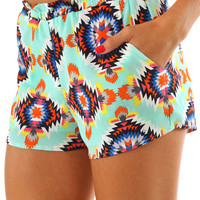 Ready Set Roll Shorts: Multi