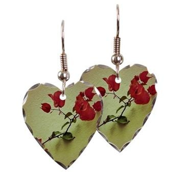 Santa Rita Flower Earring