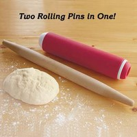 2-in-1 Rolling Pin @ Fresh Finds