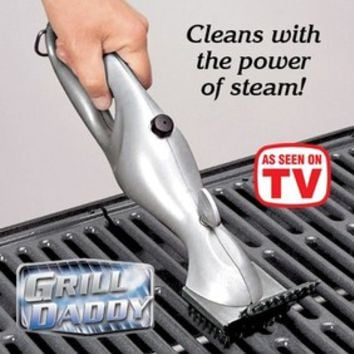 Grill Daddy™ Brush @ Fresh Finds