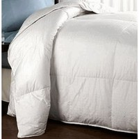 sheetsnthings Royal Hotel Collection Twin/twin Xl Size White Down Alternative Comforter Duvet Insert 300 Thread Count 40 Oz Down ALT Fillings