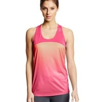 Reebok Women's Run Ombre Tank Top