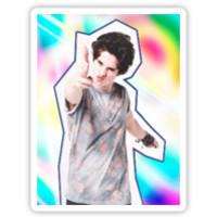 Bradley Simpson: Stickers