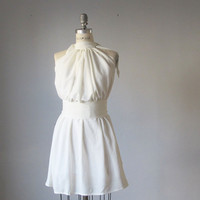Dress / Bridesmaid / Romantic / white / by AtelierSignature
