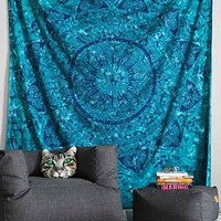 Magical Thinking Celeste Tie-Dye Tapestry - Urban Outfitters