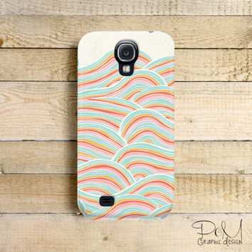 Summer Sea Waves - iPhone 5/5c case, iPhone 4/4s case, Samsung Galaxy S3/S4