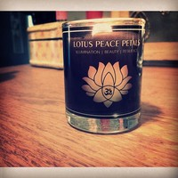 Lotus Peace Petals™ Votive Candle, 2.1 Oz