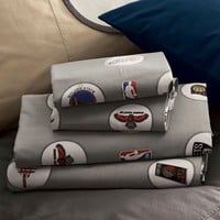NBA Sheet Set