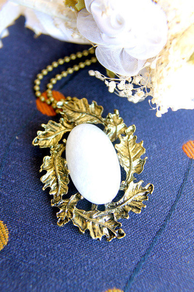 Restoring Ancient Ways Necklace| Trinkettes