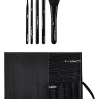 MAC 'Look in a Box - Basic Brush' Kit ($127 Value)