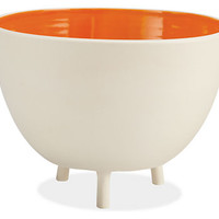 Room & Board - Pigeon Toe Tri-pod Bowl