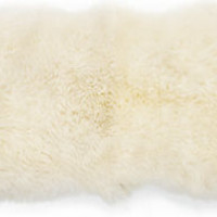 Room & Board - Sheepskin 2'x6' Rug