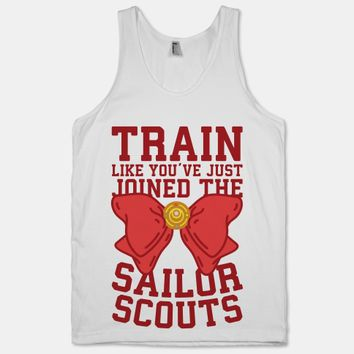 Train Like You've Just Joined The Sailor Scouts