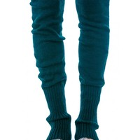 Leg Avenue Prep School Knit Leg Warmers | Dolls Kill