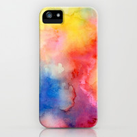 Acquiesce iPhone & iPod Case by Jacqueline Maldonado