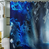 "DENY Designs Home Accessories | Madart Inc. ""Midnight"" Shower Curtain"