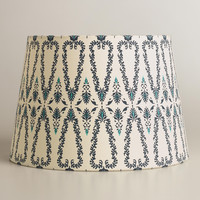 Woodland Print Accent Lamp Shade - World Market