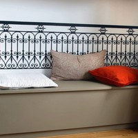 Couture Deco - Classic Balustrade - Wall Decals