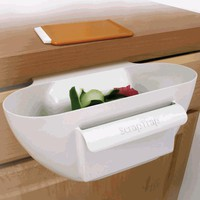 Scrap Trap Bin and Scraper : Kitchen | Organize.comCanning at Home | Organize.comShop All Canning | Organize.com