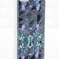 3D Prism iPhone 5 Cover in Purple - Urban Outfitters