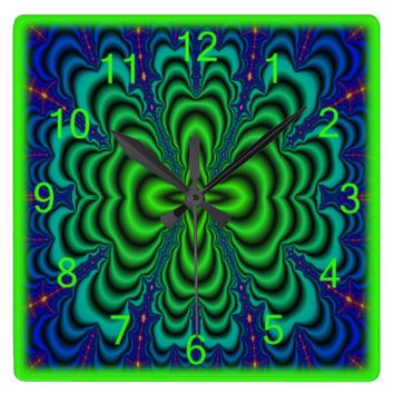 Wormhole Fractal Space Tube