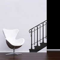 Couture Deco - Stairway - Wall Decals
