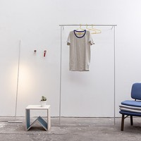 MONOQI | Lean On Wardrobe - Aluminium