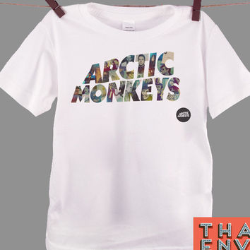 Arctic Monkeys Kids T Shirt - Indie Rock Alternative Music T Shirts