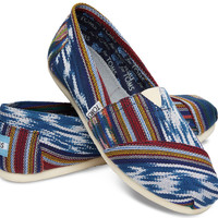 PIECE & CO. BLUE MULTI WOMEN'S CLASSICS