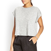 Quilted Scuba Knit Shorts