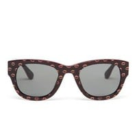 JEREMY SCOTT | Acetate Kiss Sunglasses | Browns fashion & designer clothes & clothing