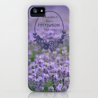 Everywhere iPhone & iPod Case by RDelean