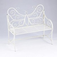 Kirkland's: Kid's Butterfly Bench