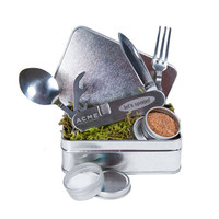 All-Purpose Camping Cutlery Kit