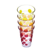 Dot Dot Goose Tumblers - Set of 4