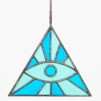 Magical Thinking Eye Stained Glass Wall Art - Urban Outfitters