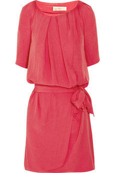 Vanessa Bruno | Crepe wrap-effect dress | NET-A-PORTER.COM
