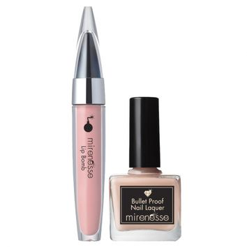 *SP Perfect Partners Lip Bomb 13 + Bullet Proof Nail Laquer 1. Forever Pearls Ships Australia Only - Mirenesse