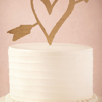 Lovestruck Cake Topper