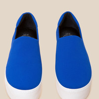 OPENING CEREMONY SLIP-ON PLATFORM SNEAKERS - SHOP - SHOES - OPENING CEREMONY - OPENING CEREMONY