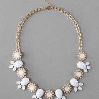 LAREAU STATEMENT NECKLACE