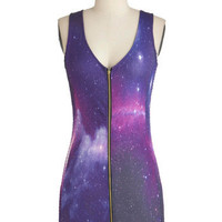 Galactic Tactic Dress | Mod Retro Vintage Dresses | ModCloth.com